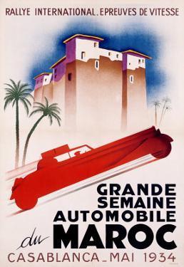 Casablanca International Rally