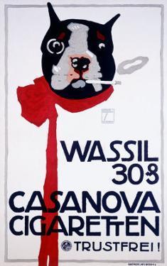 Casanova Cigarette Terrier