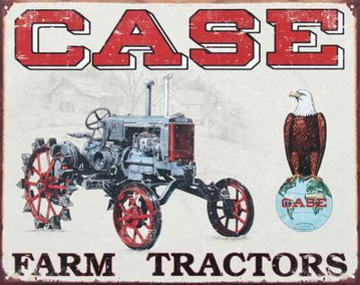 Case Farm Tractors CC High