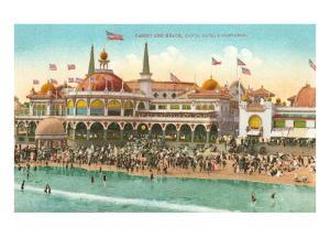 Casino and Beach, Santa Cruz, California