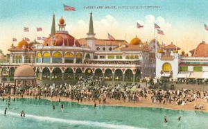 Casino and Beach, Santa Cruz, California
