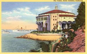 Casino at Catalina, California
