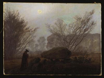 A Walk in the Mountains by Caspar David Friedrich