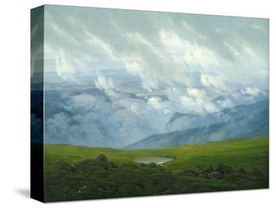 Drifting Clouds by Caspar David Friedrich