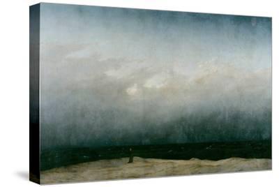 The Monk by the Sea, 1808-1810 by Caspar David Friedrich