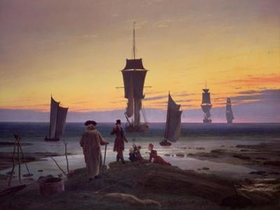 The Stages of Life, circa 1835 by Caspar David Friedrich