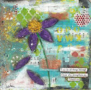 All Things by Cassandra Cushman