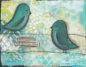 Amazing Grace by Cassandra Cushman