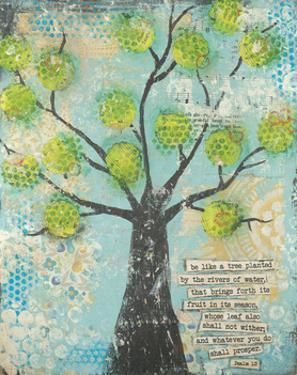 Be Like a Tree by Cassandra Cushman