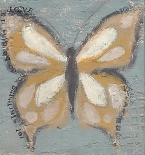 Butterfly II by Cassandra Cushman