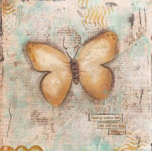 Butterfly IV by Cassandra Cushman