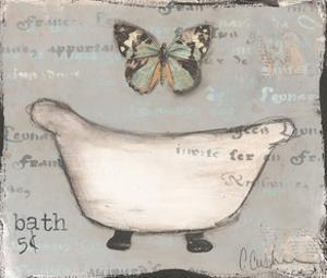 Butterfly Tub by Cassandra Cushman