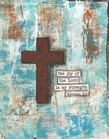 Cross I by Cassandra Cushman