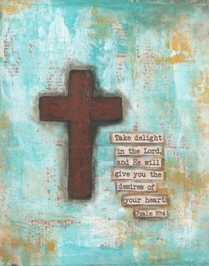 Cross II by Cassandra Cushman