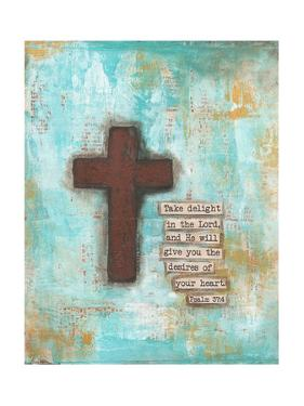 Cross II by Cassandra Cushman