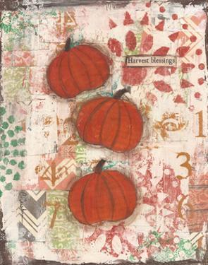 Harvest Blessings by Cassandra Cushman