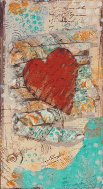 Heart by Cassandra Cushman