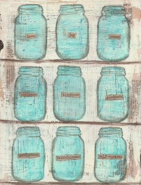 Jars by Cassandra Cushman