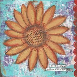 Keep Blooming by Cassandra Cushman