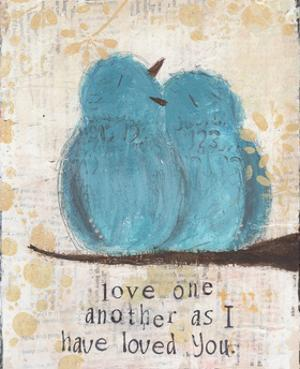 Love One Another by Cassandra Cushman