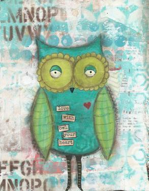 Owl Your Heart by Cassandra Cushman