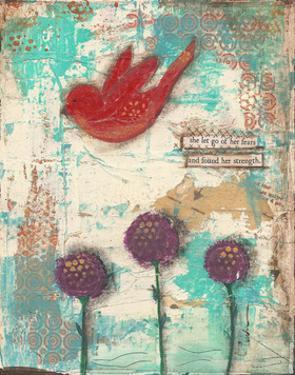 She Let Go by Cassandra Cushman