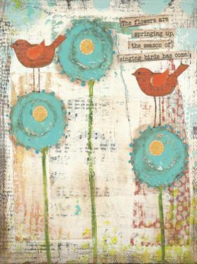 Singing Birds by Cassandra Cushman