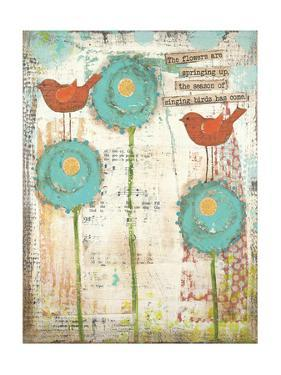 Singing Birds by Cassandra Cushman