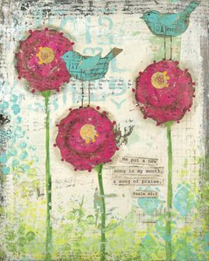 Song of Praise by Cassandra Cushman