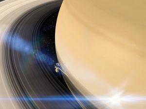 Cassini's Grand Finale at Saturn
