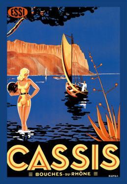Cassis: Bouches du Rhone