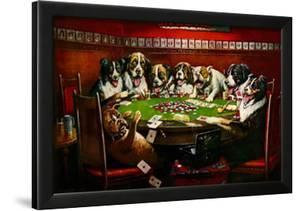 Poker Sympathy by Cassius Marcellus Coolidge