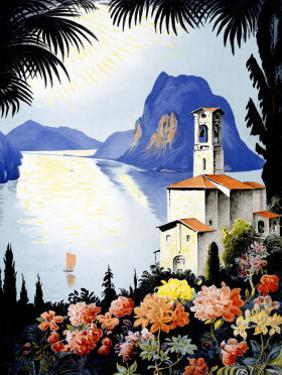 Castagnola Lake Lugano Resort