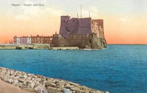 Castel dell'Ovo, Naples, Italy