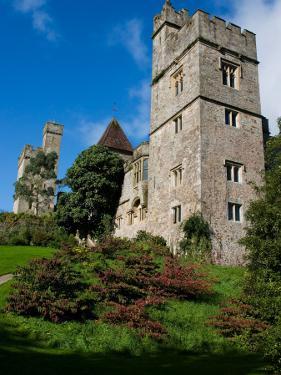 Castle and Jacobean Garden, Lismore Castle, County Waterford, Ireland