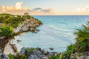 Castle at Tulum Mexico Yutacan