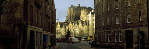 Castle in a City, Edinburgh Castle, Edinburgh, Scotland