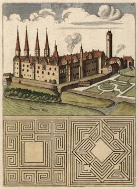 Castle & Maze I