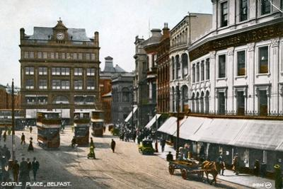 Castle Place, Belfast, Early 20th Century