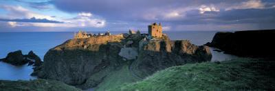Castle, Stonehaven, Grampian, Aberdeen, Scotland