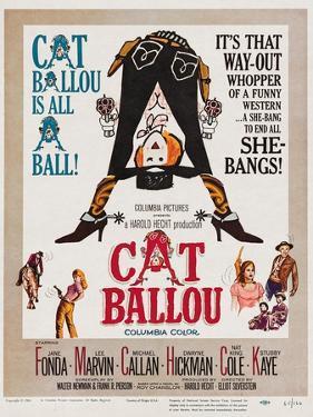 Cat Ballou, 1965