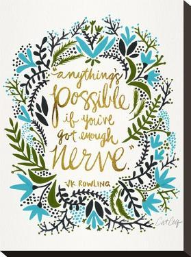 Anything Is Possible by Cat Coquillette