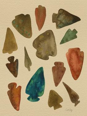 Arrowheads by Cat Coquillette