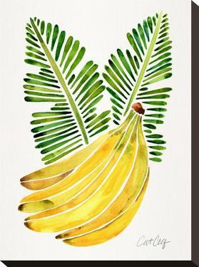 Banana Bunch by Cat Coquillette