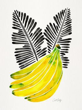 Black Bananas by Cat Coquillette