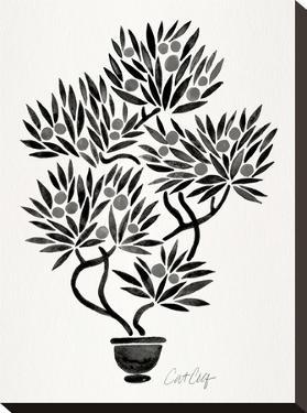 Black Bonsai by Cat Coquillette