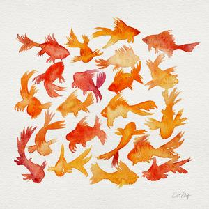 Goldfish by Cat Coquillette