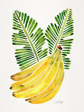 Green Bananas by Cat Coquillette