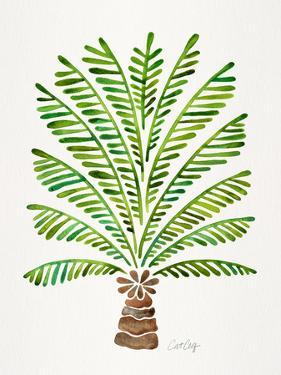 Green Palm Tree by Cat Coquillette
