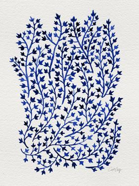 Ivy Navy by Cat Coquillette
